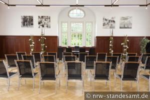 Standesamt in Essen am Krayer-Rathaus