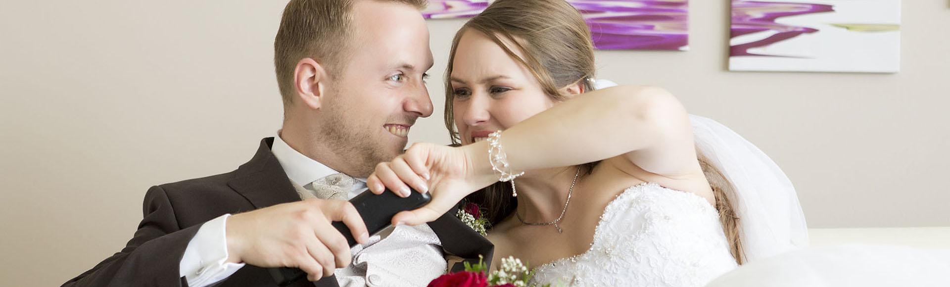 Ihr persönlicher Hochzeitsfilm