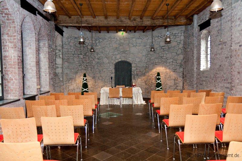 Heiraten im Aquarius Wassermuseum (Schlosskapelle ...