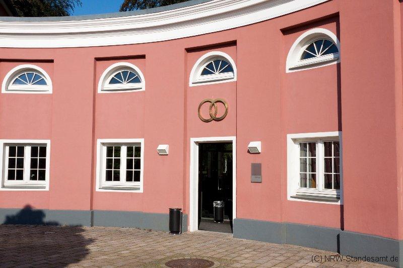 Heiraten im Schloss Oberhausen - Standesamt NRW